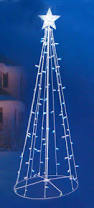 5 u0027 blue u0026 white led lighted outdoor twinkling christmas tree yard