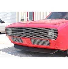 1967 camaro kit chevrolet camaro 1pc phantom billet grille kit