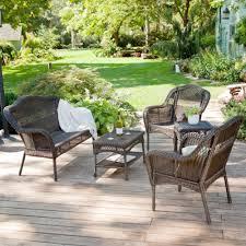 Pvc Patio Furniture Plans - pvc wicker outdoor furniture home design