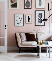 Pink Living Room Furniture Home Inspiration Decorating With Blush Pink