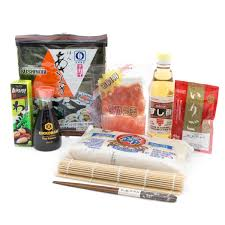 cuisines en kit centre sushi kit food kits