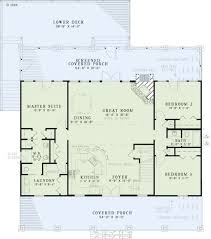 Best One Story Floor Plans Download One Story Open Floor Plan Farmhouse Adhome