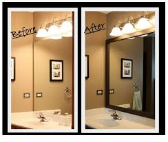 Framing Existing Bathroom Mirrors by Custom Frames For Existing Mirrors Louisiana Bucket Brigade