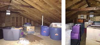 attic storage concerns should you insulate upstate spray foam