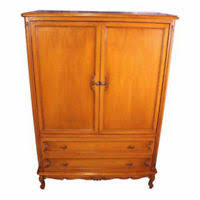 French Provincial Armoire French