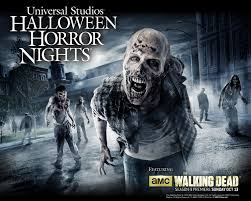 the walking dead returns to halloween horror nights theme park