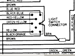 light switch wiring diagram 1972 ford ford schematics and wiring