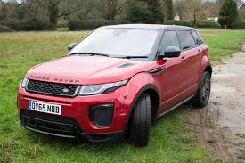 car range rover 2016 range rover evoque 2016 review pushing design and performance