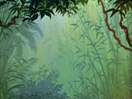 jungle backdrop empty backdrop from the jungle book disney crossover screencap