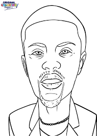 kevin hart coloring page u2013 coloring pages u2013 original coloring pages