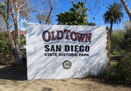 San Diego Old Town Map by Winds Of Destiny Rvlife Old Town San Diego State Historic Park