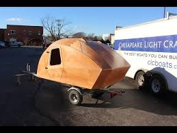 Maryland travel kits images Build an ultra lightweight teardrop trailer with this kit jpg#4