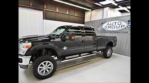 Ford F350 Truck - 2012 ford f350 diesel lariat fx4 lifted truck for sale youtube