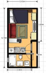 Small Apartment Layout In Tampa Fl U0027s Bay Oaks 400 Square Feet Of Living Space Can Go A