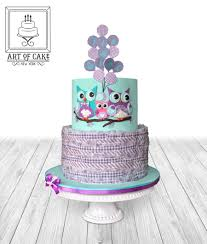 owl baby shower cake teal and purple owl baby shower cake cakecentral
