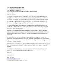 cv cover letter retail retail manager cover letter jobsxs com