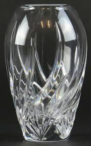 Waterford Crystal Small Vase Bid In Online Auctions Liveauctioneers