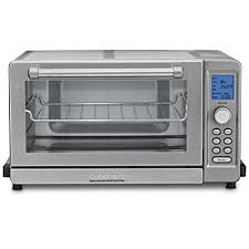 sur la table toaster oven amazon com cuisinart tob 135 deluxe convection toaster oven broiler