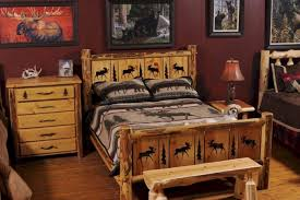 Log Home Bedroom Decorating Ideas by Beautiful Rustic Bedroom Ideas Photos Home Design Ideas