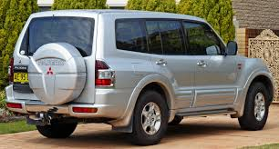 2004 mitsubishi wagon 2006 mitsubishi pajero exceed related infomation specifications
