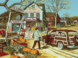 going to s house for thanksgiving jigsaw puzzle