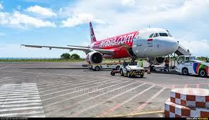 airasia ngurah rai airport pk axi airasia indonesia airbus a320 at denpasar ngurah rai