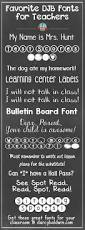 top 25 best fonts ideas on pinterest teacher fonts free