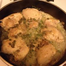 Chicken Piccata Cooking Light Quick Chicken Piccata Recipe Myrecipes