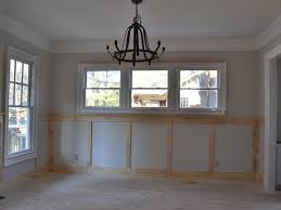 Wainscoting In Dining Room Dining Room Wil Have Wainscoting And Plate Rail Vision Pointe Homes