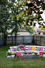 diy backyard fire pit build it in just easy steps 4 eva furniture