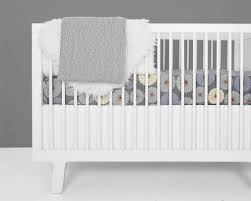 Olli And Lime Crib Bedding Figment Crib Bedding Set Midcentury Modern Nursery Modern