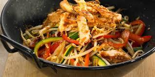 comment cuisiner les pousses de soja poulet aux poivrons et germes de soja facile et pas cher