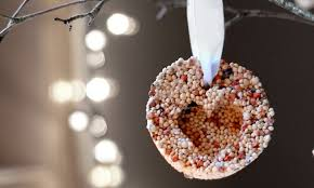 Outdoor Hanging Christmas Ornaments by Sewing Tutorial Kids Crafts Handmade Gifts Bread Bags