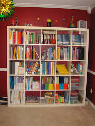 Ikea Square Shelves by Great White Corner Square Ikea Book Shelves Design Ideas Interior