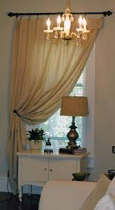 Living Room Window Treatment Ideas Best 25 Canvas Curtains Ideas On Pinterest Drop Cloth Curtains