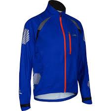 fluorescent cycling jacket wiggle com au dhb flashlight highline waterproof jacket