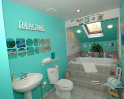 teal bathroom ideas themed tiles z co