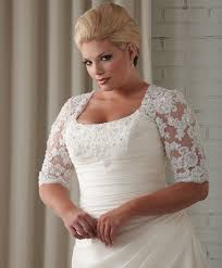 plus size wedding dresses with sleeves or jackets remarkable plus size wedding dresses with sleeves or jackets 94 on