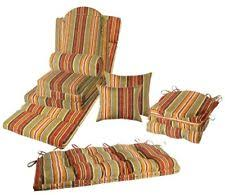 Patio Furniture Seat Cushions Patio Garden Furniture Cushions And Pads Ebay