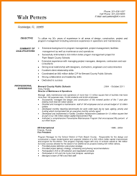 Construction Manager Resume Examples by Construction Project Management Resume Template