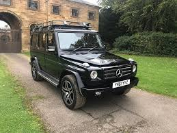 mercedes jeep 2015 black used mercedes benz g class cars for sale motors co uk