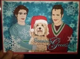 best christmas cards the best christmas card perezhilton