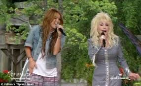 Miley Cyrus Jolene Backyard Dolly Parton Is Delighted Miley Cyrus Has Rekindled Romance With