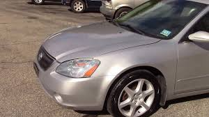 nissan altima 2005 for sale by owner 2003 nissan altima se silver for sale youtube