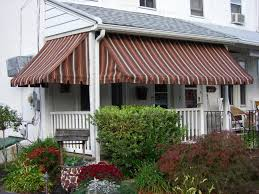 Back Porch Awning Large Porch Awning Planning Front Porch Awnings Entrancing Image