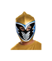 power rangers gold dino charge big boys mask boys costumes