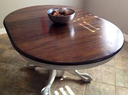 painted round kitchen table gallery and best ideas about tables antique claw foot pedestal table refinished in white