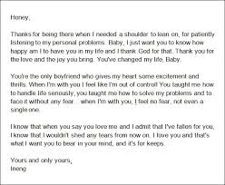 love letter example 17 best ideas about boyfriend love letters on