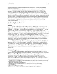 sample business report pdf appendix f illustrative examples of business practices page 99
