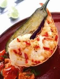 cuisiner queue de langoustes crues surgel馥s les 46 meilleures images du tableau langoustes et homards sur